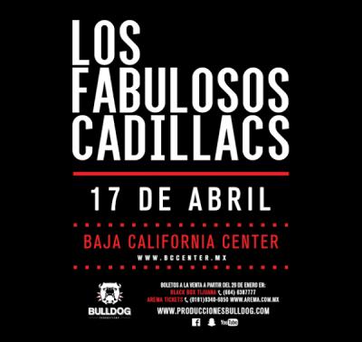 Los Fabulosos Cadillacs, 2016