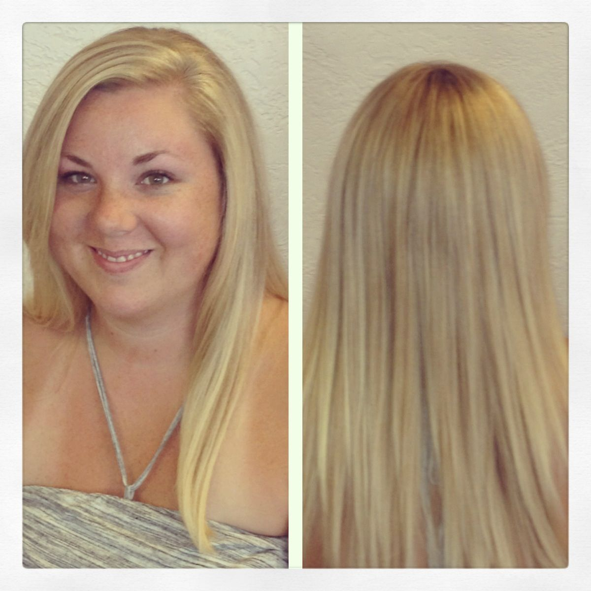 Keune Color No Bleach Tone Just Tinta 2000 1 Step Process Beautiful Blonde Hairpretty
