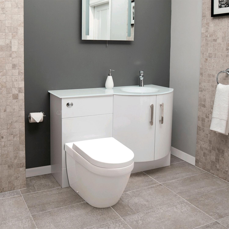 17 Stylish Toilet Sink Combo Ideas That Help You Stay Green Toilet Sink Small Bathroom Interior Bathroom Design [ 1500 x 1500 Pixel ]