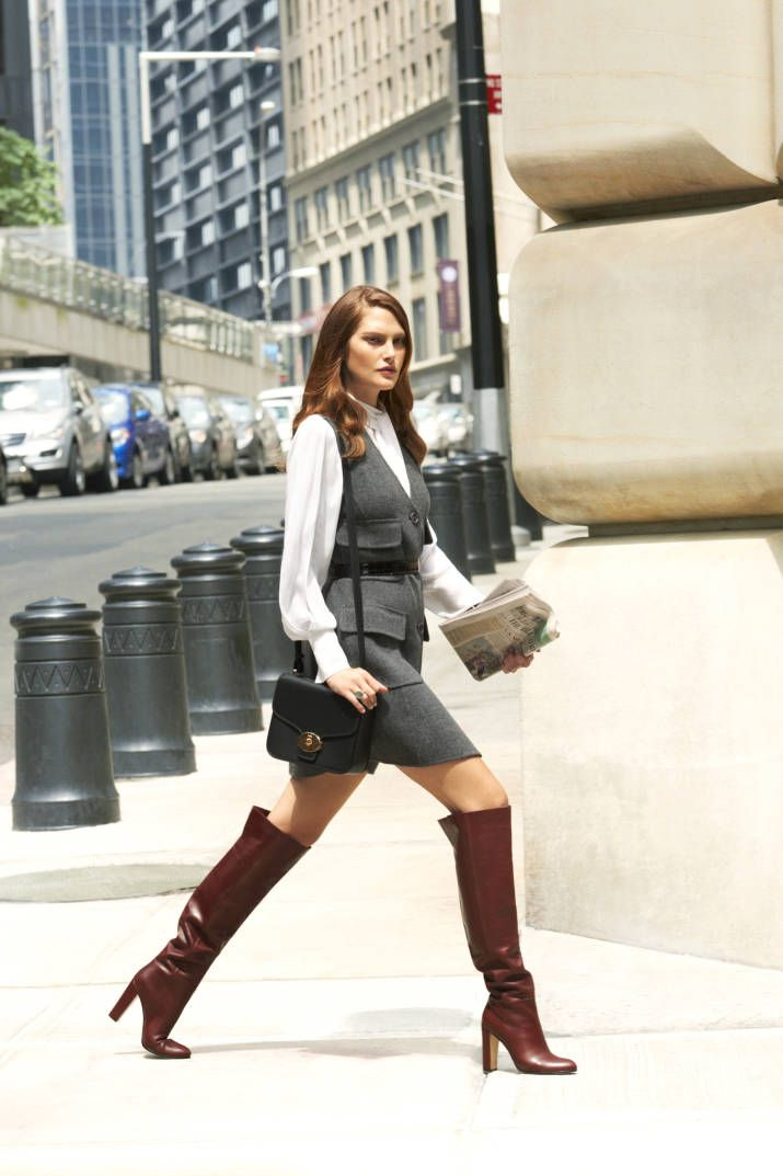 9 tips for taking care of leather and suede boots in the winter:
