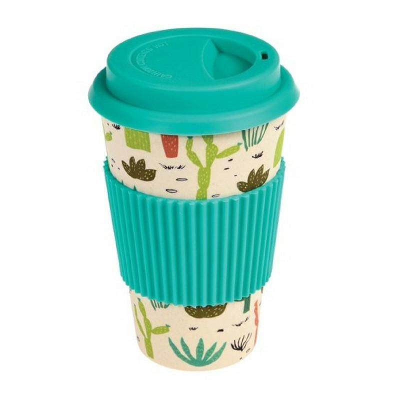 Desert in Bloom Bamboo Travel Mug | Mugs, Coffee travel