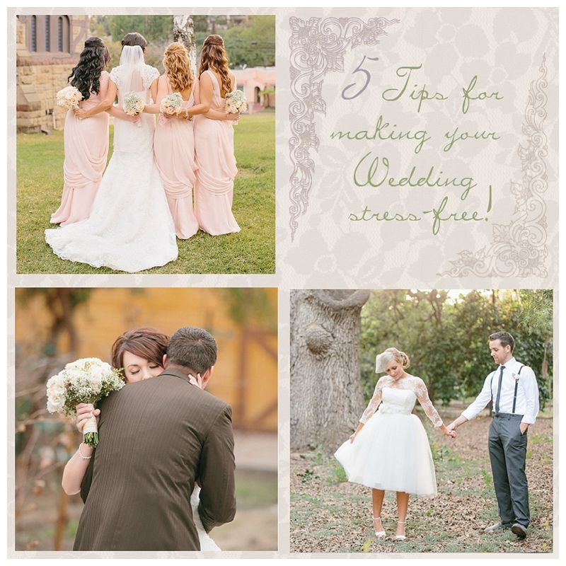 Free Wedding Ideas: {Wedding Planning Tips} 5 Simple Ideas To Keep Your