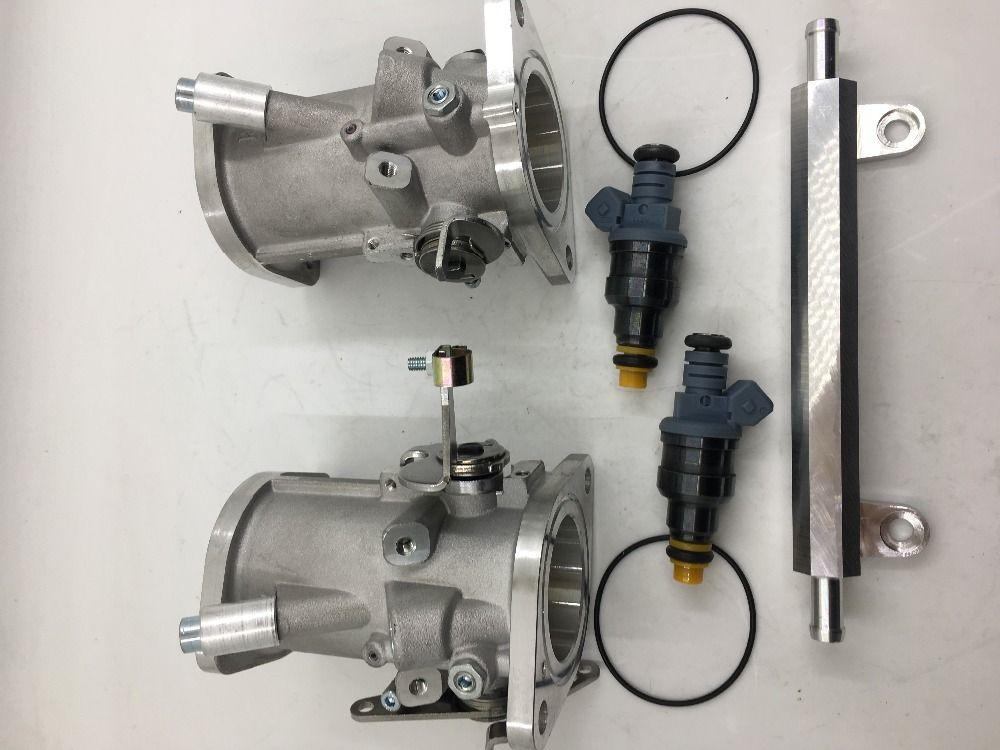 45IDA Throttle Bodies replace 45mm Weber and dellorto
