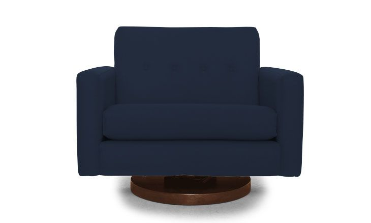 Korver Rocking Swivel Chair by Joybird