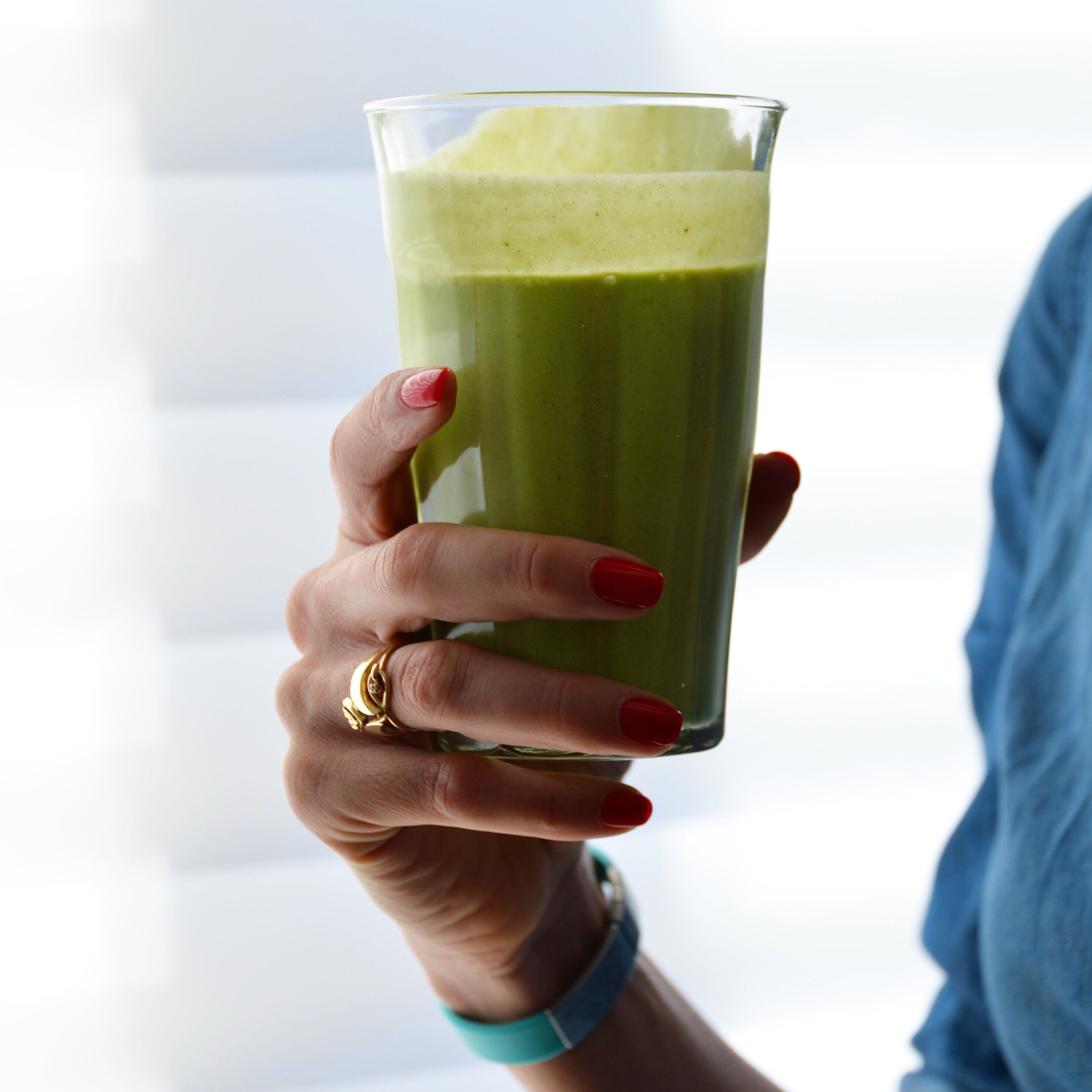 Our Favorite Post-Workout Smoothie — Athlete Food