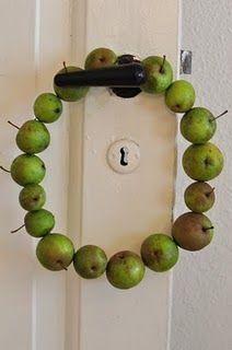 omena-kranssi