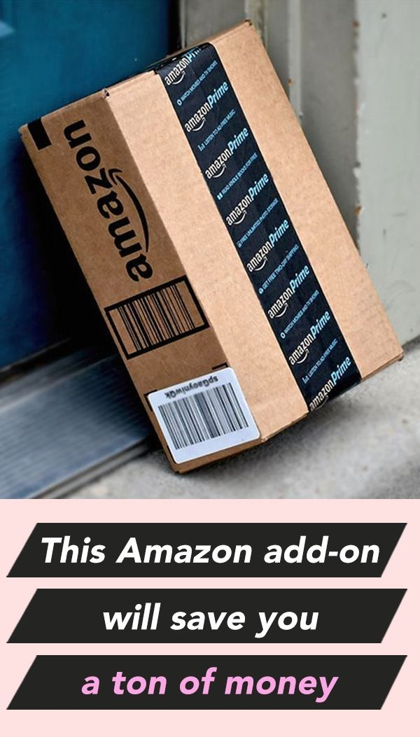 This Amazon add-on will save you a ton of money!