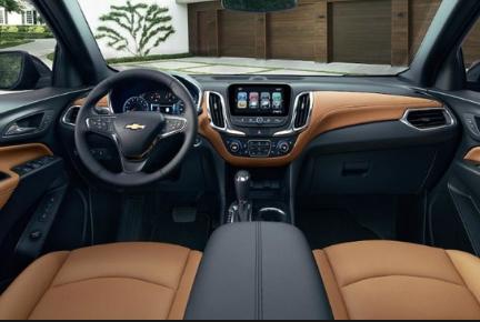 2020 Chevrolet Equinox Interior Chevy Equinox Chevy Chevrolet