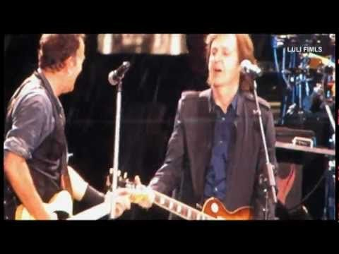 Paul McCartney & Bruce Springsteen Hard Rock Calling Hyde Park 2012 Complete!  AMAZING icons!!!!!!!!!