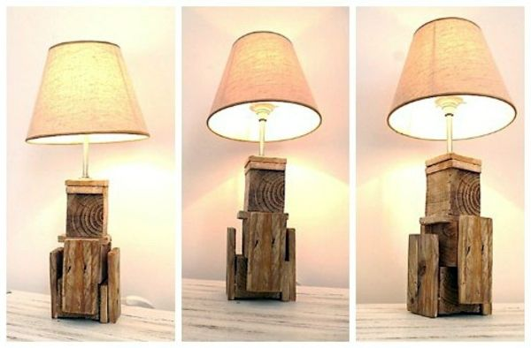 15 Creative Diy Wooden Lamp Design Ideas Interior Furniture