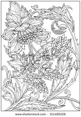 Pin On Adult Printable Coloring Pages