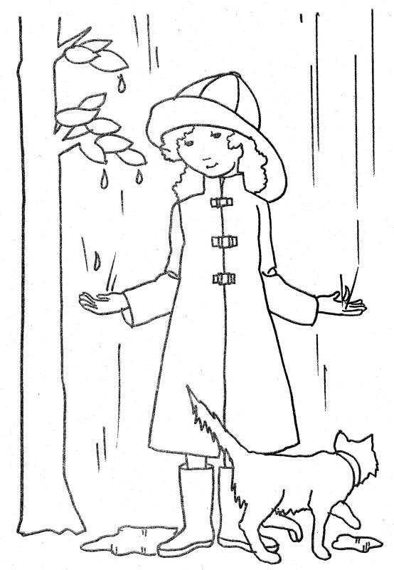 coloring page holly hobbie original kids n fun - Fun Pictures To Colour In 2