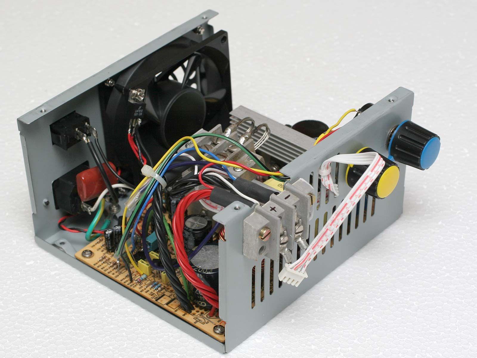 Groß Computer Stromversorgungsschaltung Bilder - Der Schaltplan ...