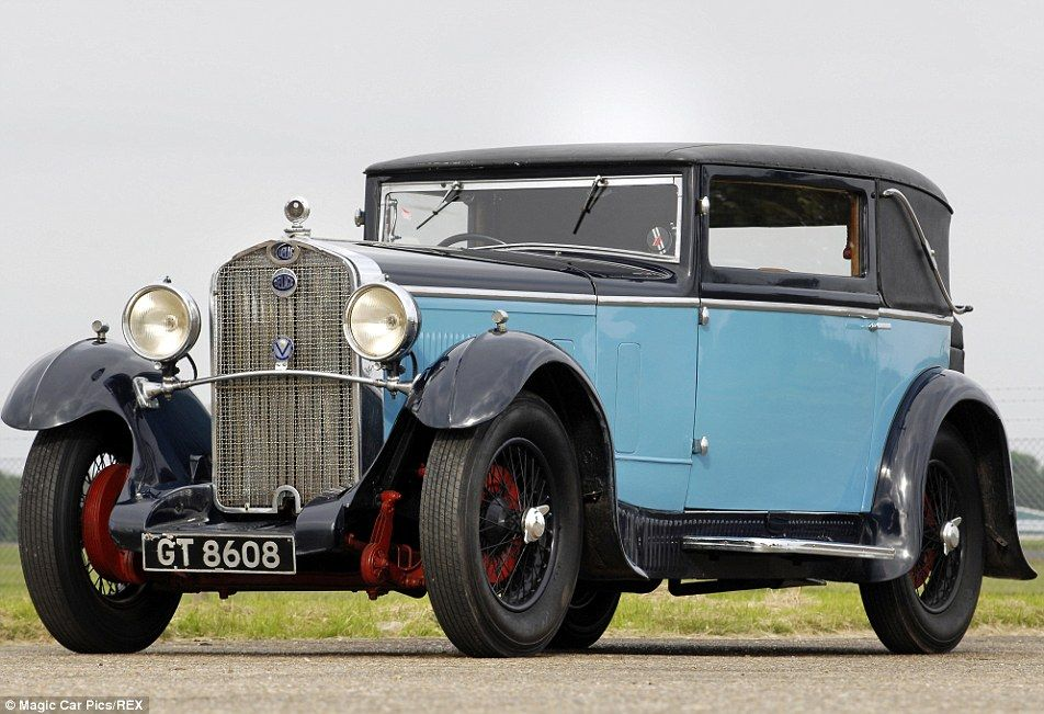 60 Classic cars worth £12MILLION found in French farm garage
