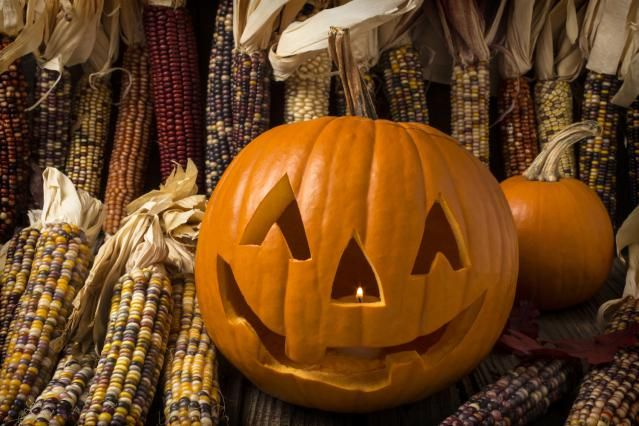 19 Things to Know About the Samhain Season: Jack O'Lanterns