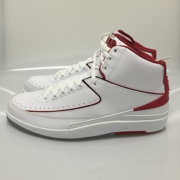 """Air Jordan 2 """"Varsity Red"""" Size 14 DS (Rep Box)"""