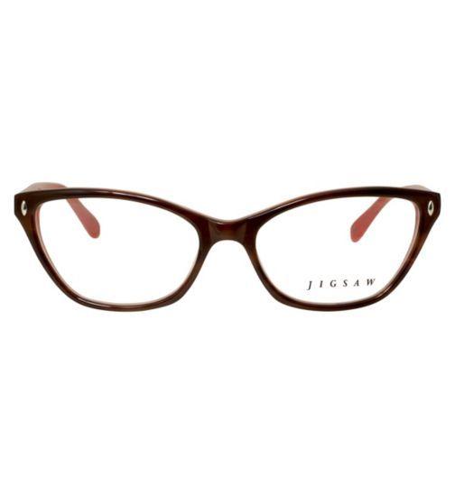 75219d4f1d43 Jigsaw Womens Havana Glasses - Opticians - Boots