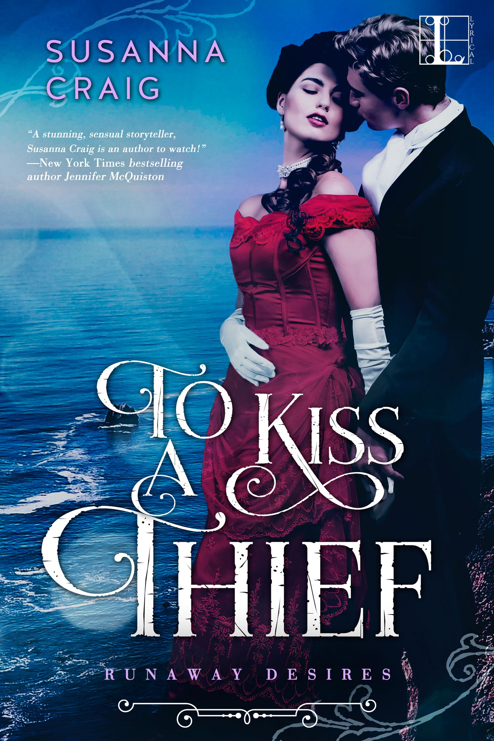 Susanna Craig - To Kiss a Thief / #awordfromJoJo #HistoricalRomance #SusannaCraig