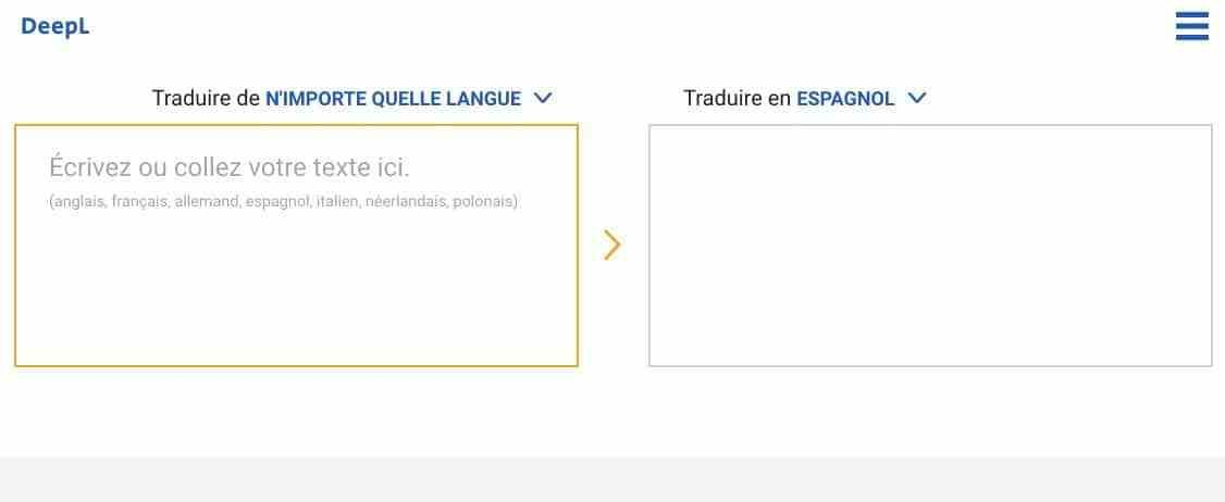DeepL. Enfin un traducteur automatique de qualité   Langue ...