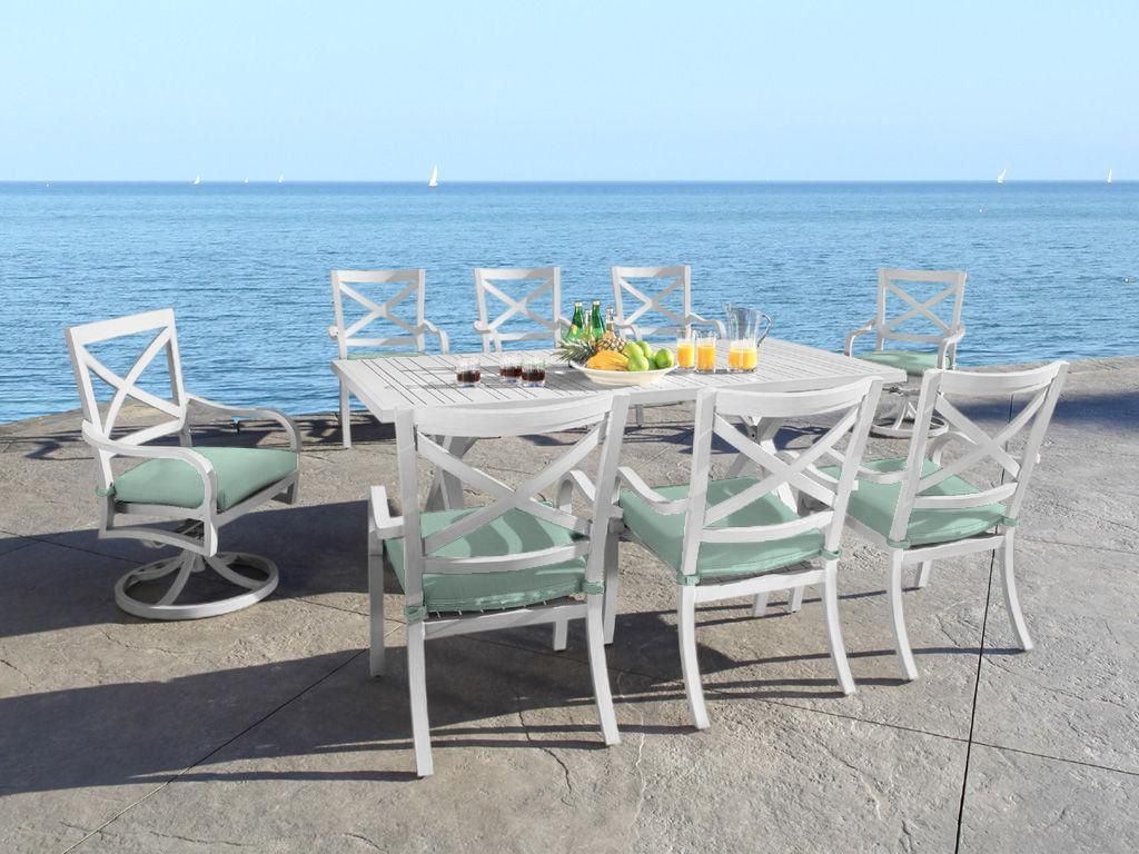 Dining Set Shop For Cabanacoast Classic Patio Dining And Other