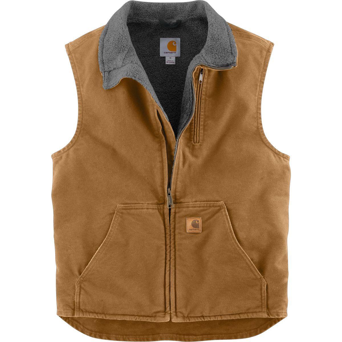 Photo of Mock-Neck Vest – Men's