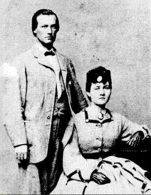 nannie elizabeth houston and her husband joseph stiles