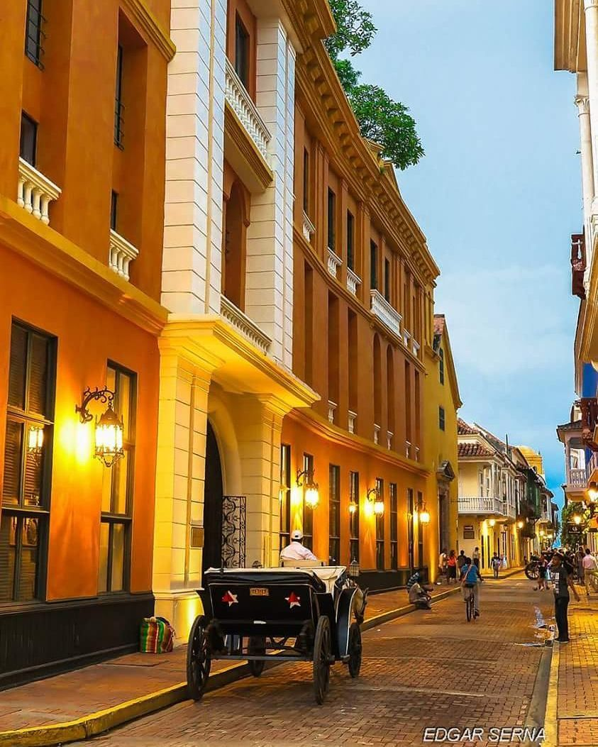Centro histórico, Cartagena de Indias. (con imágenes