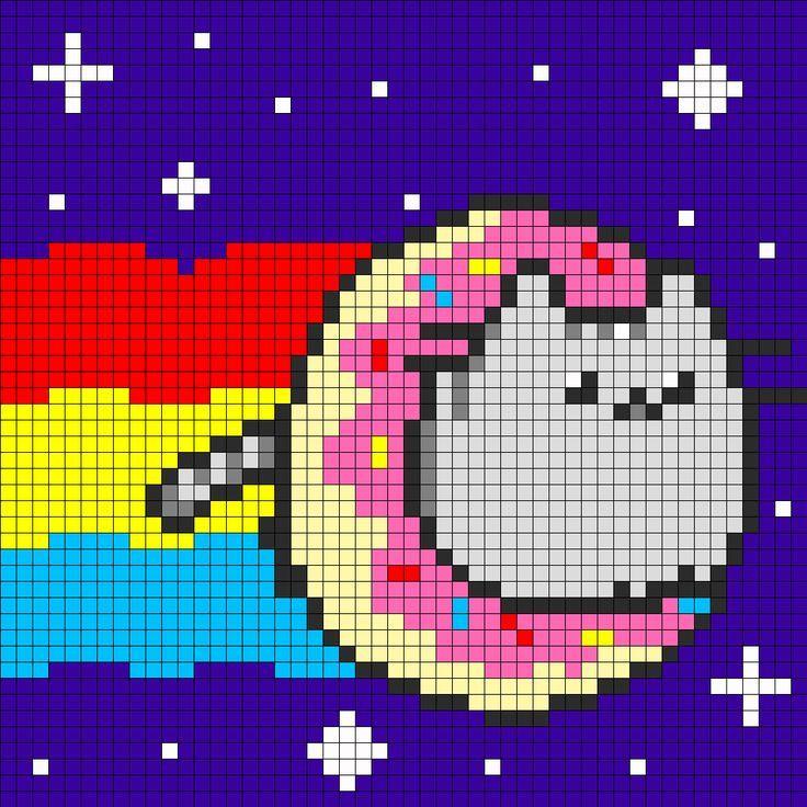 Minecraft Pixel Art Ideas Templates Creations Easy / Anime