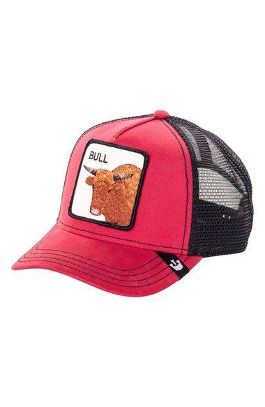 837ed71bbb7f6 Animal Farm - Bull  Mesh Trucker Hat-Goorin Brothers