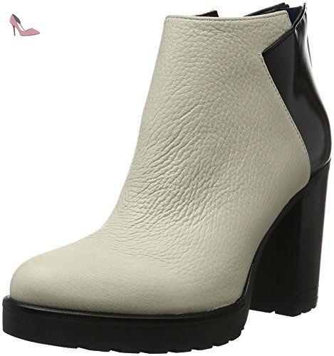 Shoes- Chaussures Bateau Femme Blanc 39 EUPollini YKC2Cg2bp
