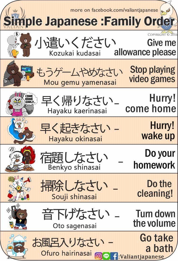 japanese japaninese lerning pinterest japanese language japanese and japanese phrases. Black Bedroom Furniture Sets. Home Design Ideas
