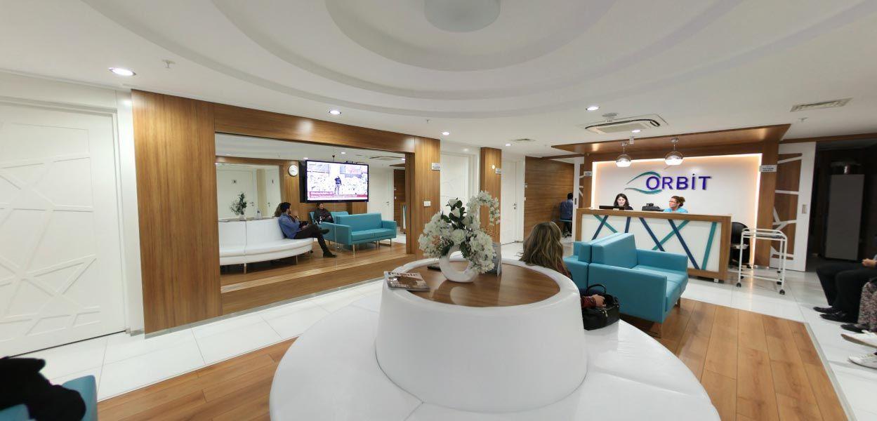 Antalya'nın en iyi Göz Hastanelerinden ORBİT Tıp Merkezi'nin sanaltur uygulaması web sitesi ile yayında http://www.orbitgozmerkezi.com/360/index.html