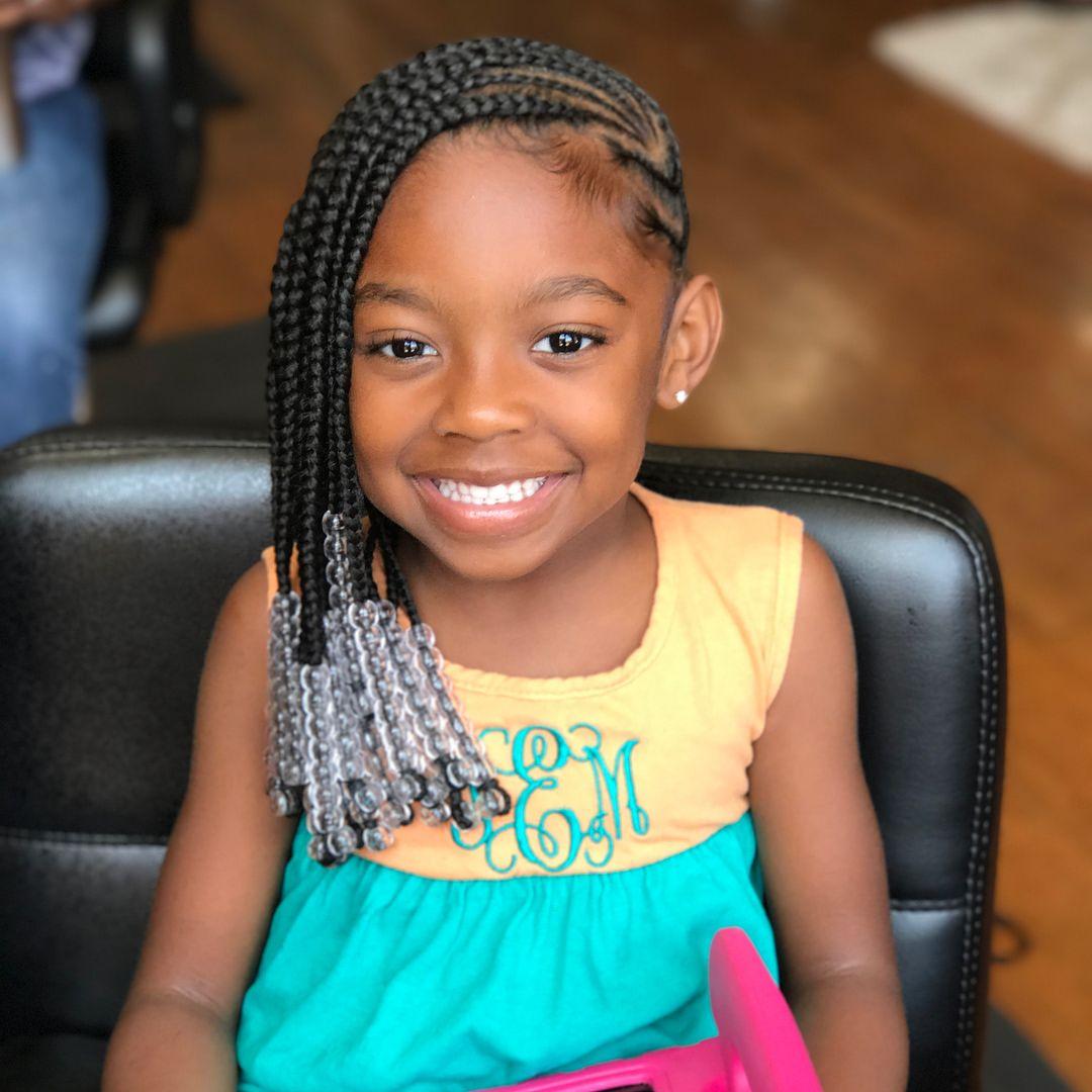 Pin By Tuwanna On Brianna Hair In 2019 Little Girl