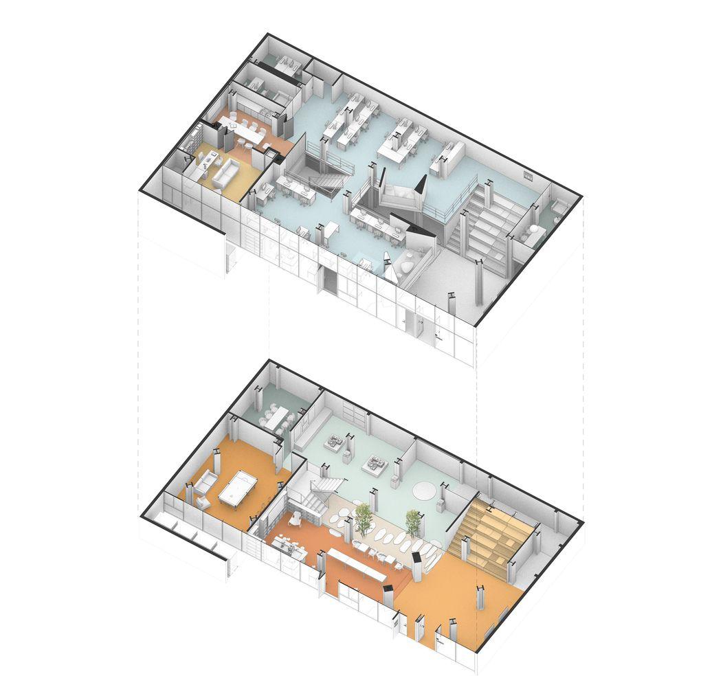 Gallery of YIJING Architecture Design Studio / Yijing Architectural Design  - 22