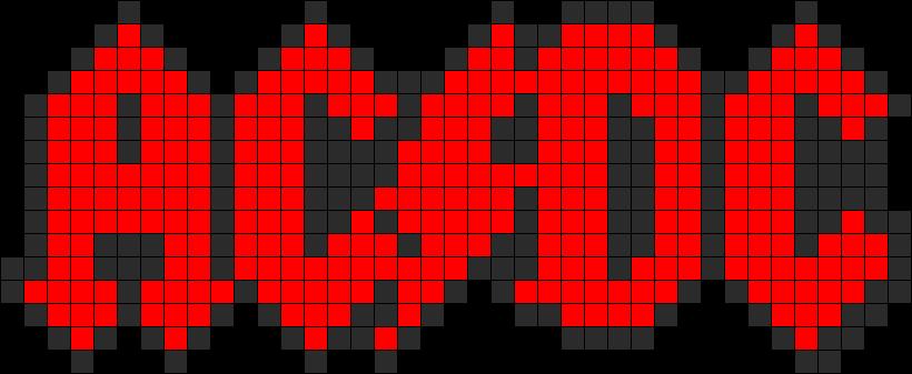 ACDC bead pattern