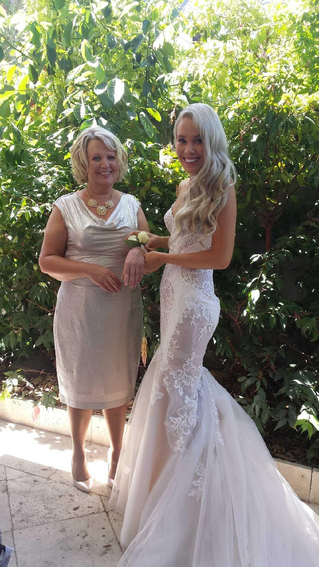 Steven Khalil Custom Made Wedding Dress Wedding Dresses Second Hand Wedding Dresses Steven Khalil Wedding Dress