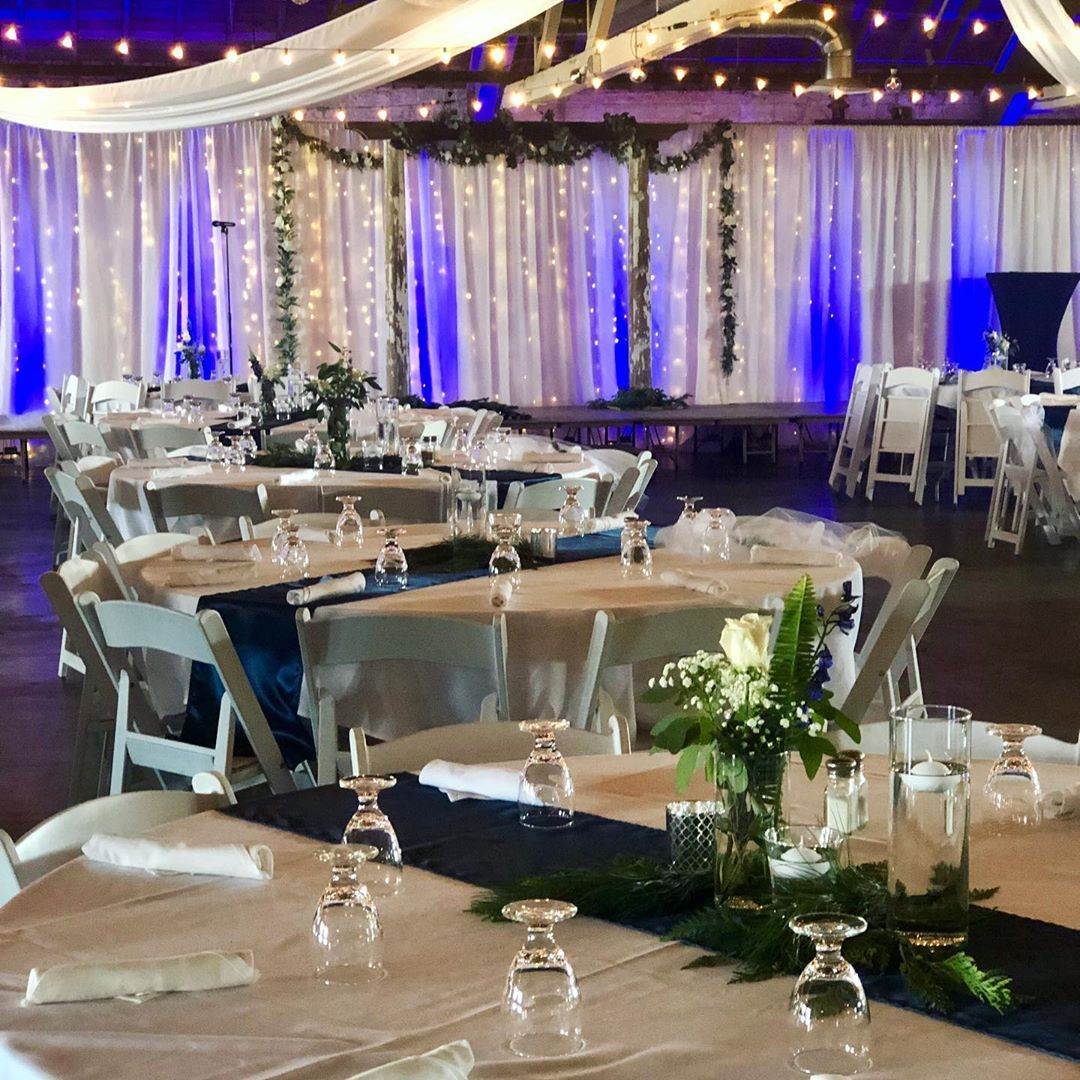 This Is A Perfect Example Of A Ceremony And Reception