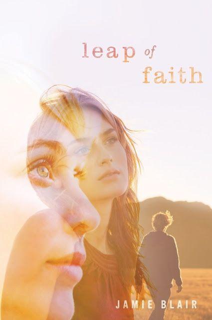 #CoverReveal Leap of Faith by Jamie Blair (@JamieMBlair)