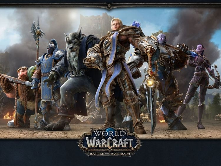 Wow Bfa 8 2 Boost Services World Of Warcraft Warcraft World Of Warcraft Wallpaper