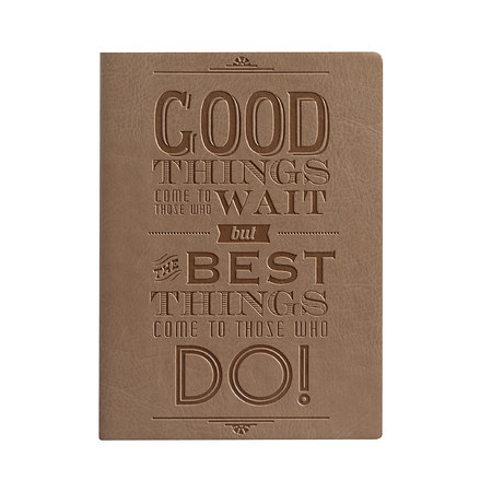 EccoloLtd Essential Good Things Journal - was $20.99, now $10.99 (48% Off). Picked by olga @ All Modern