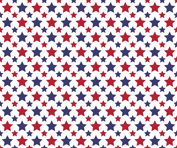 Red And Blue Stars White Background Blue Background Patterns Red And Blue Blue Star