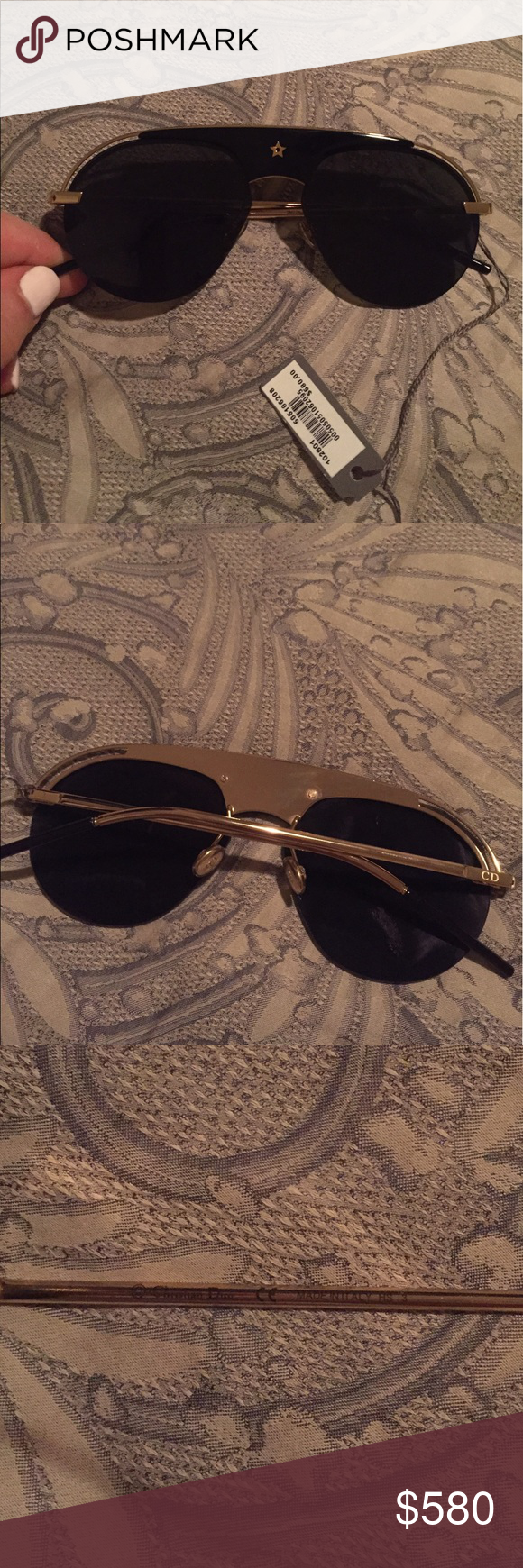 ada0aa60c1d7 Christian Dior Sunglasses Dio(r)evolution Sunglasses, Used handful of  times, like brand new, no damage, made in Italy, Christian Dior Accessories  Sunglasses