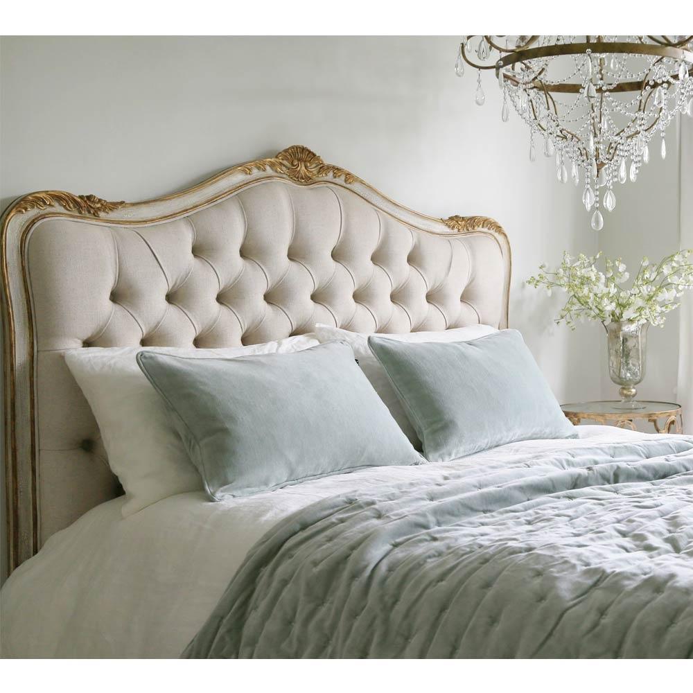 Plushious Velvet Duck Egg Bedspread Кровати, Спальня
