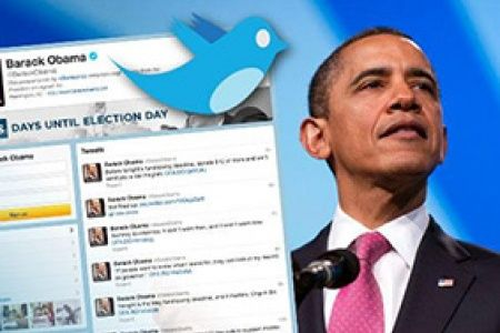 Obama ha tenido una exitosa estrategia en twitter