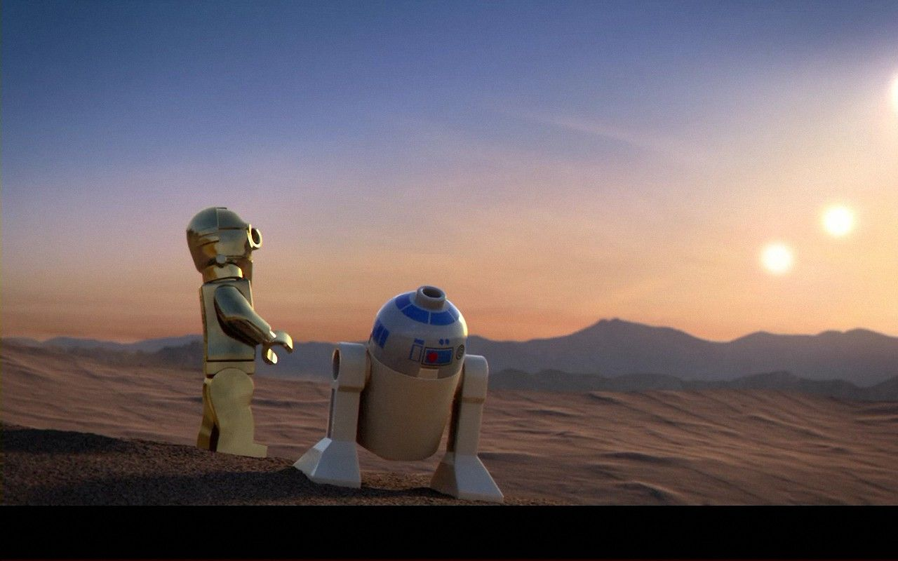 Lego Star Wars Wallpapers Full Hd Free Download Star Wars Lego