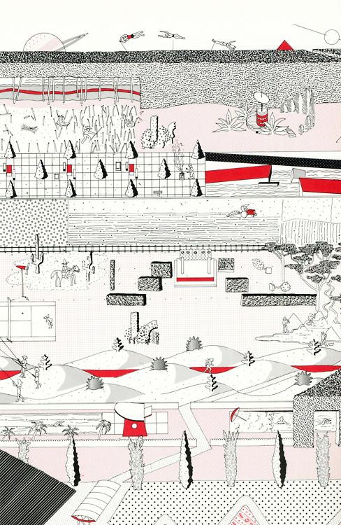 Oma Parc De La Villette Diagram Ct Kwh Meter Wiring Davidmcgowandesign Projects I Like 1982
