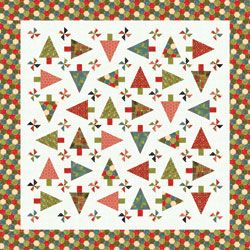 Moda Basic Grey Jovial Christmas Quilt Pattern Free Pdf Download Christmas Quilt Patterns Quilts Quilt Patterns