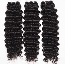 Save 15% Off Bundle Deal - Brazilian Deep Wave Hair #humanhairextensions