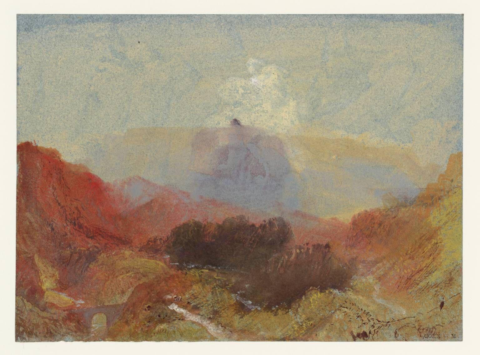 Luxembourg 1839 40 Joseph Mallord William Turner