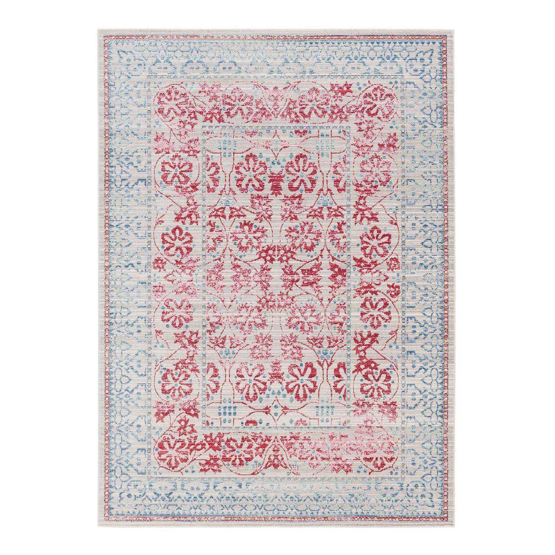 Teppich Shining Iv Kunstfaser Rot Türkis 170 X 240 Cm Schöner Wohnen Kollektion Online Kaufen Bei Woonio Teppich Teppichformen Lila Teppich